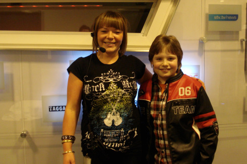 Ruaridh and Fiona