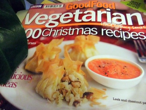 Good Food Vegetarian Christmas 2010