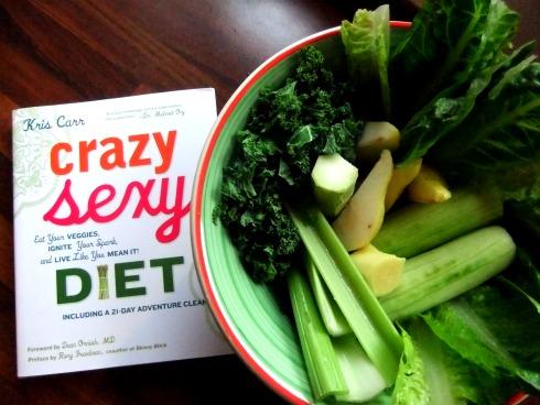 Crazy Sexy Diet Green Juice